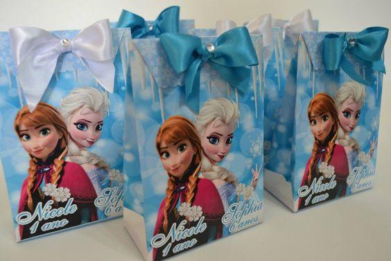 Festa Frozen: 11 Modelos Criativos para Fazer