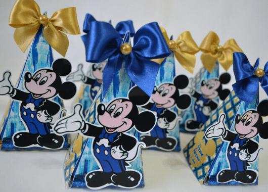 Lembrancinhas Mickey: 14 Modelos para lhe Inspirar